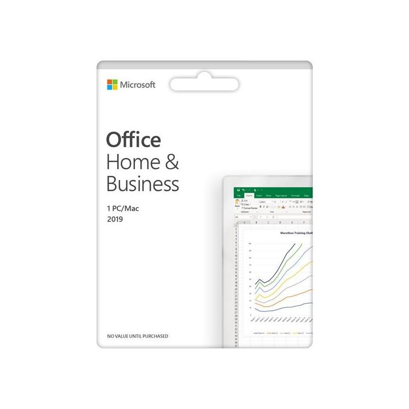 Office 2019 pre podnikatelov - Slovak Medialess T5D-03231