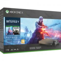 XBOX ONE X 1TB + Battlefield V Special edition FMP-00032