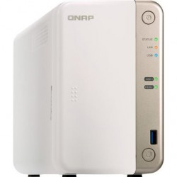 QNAP NAS Server TS-251B 2GB 2xHDD TS-251B-2G