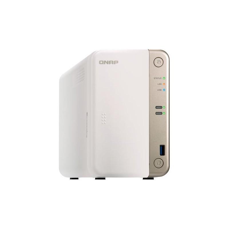 QNAP NAS Server TS-251B 4GB 2xHDD TS-251B-4G