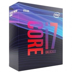 INTEL Intel Core i7-9700K 12M Cache up to 4.90 GHz BX80684I79700K