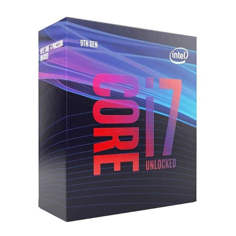 INTEL Intel Core i7-9700K 12M Cache up to 4.90 GHz BX80684I79700K