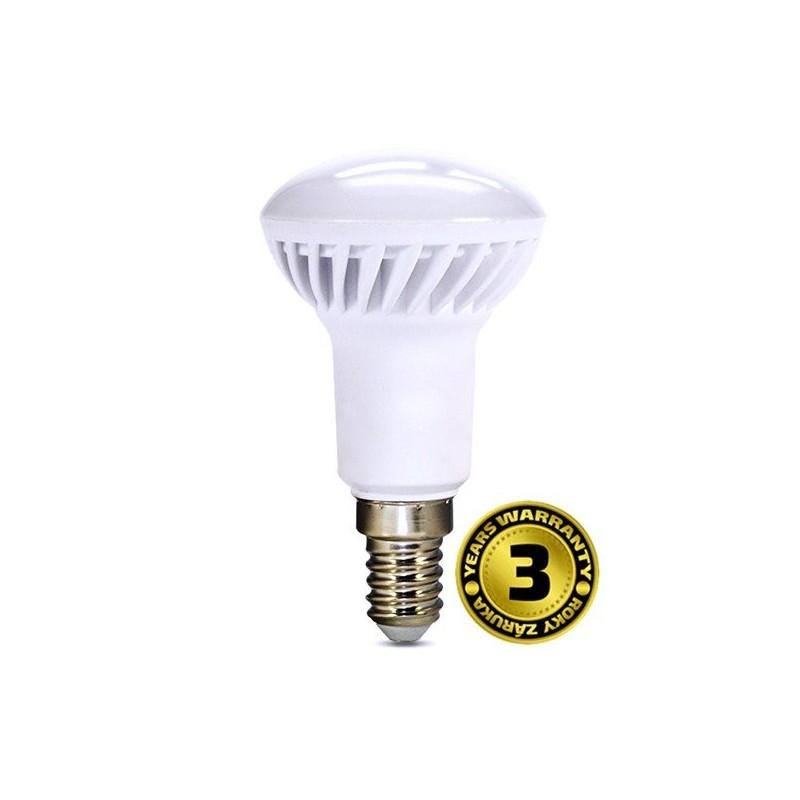 Solight LED žiarovka reflektorová, R50, 5W, E14, 4000K, 400lm, biele prevedenie WZ414