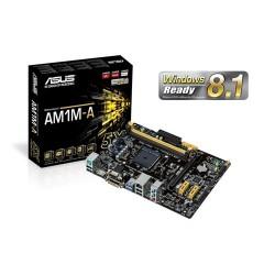 ASUS AM1M-A soc.AM1 DDR3 mATX 1xPCIe iG GL USB3.0 DVI D-Sub HDMI 90MB0IR0-M0EAY0