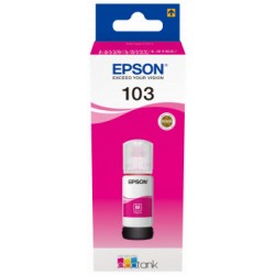 Epson atrament L3xxx Magenta ink container 65ml - 7500str. C13T00S34A