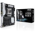 ASUS X99-DELUXE II soc.2011-v3 DDR4 ATX 5xPCIe RAID 2xGL USB3.1 BT WL 90MB0QB0-M0EAY0