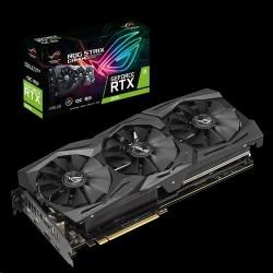 ASUS ROG-STRIX-RTX2070-O8G 8GB/256-bit GDDR6 2xHDMI 2xDP USB-C 90YV0C90-M0NA00