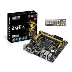 ASUS AM1I-A soc.AM1 DDR3 mITX iG GL USB3.0 HDMI DVI D-Sub COM 90MB0IA0-M0EAY0