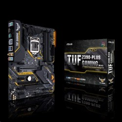ASUS TUF Z390-PLUS GAMING(WI-FI) soc.1151 Z390 DDR4 ATX M.2 USB3.1...