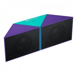 Canyon CNS-CBTSP4GBL Bluetooth 4.1 reproduktor, Stereo, 3.5mm...