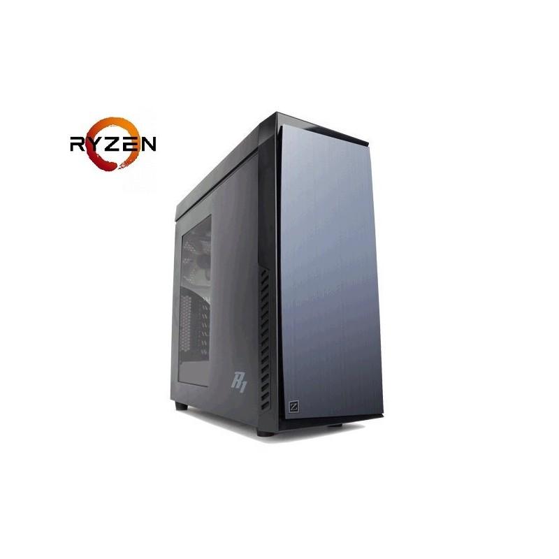 Prestigio Xtreme Ryzen 5 1600X (4,0G) RX570 8GB 1TB+240GB SSD DVDRW KLV+MYS W10 64bit PSX160X8D1T240570W10
