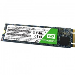 WD Green 480GB SSD SATA III 6Gbs, M.2 2280, ( r545MB/s, wMB/s ) WDS480G2G0B