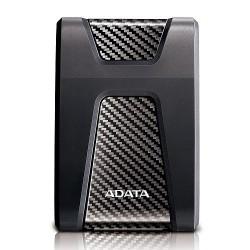 """A-DATA DashDrive™ Durable HD650 2,5"""" externý HDD 1TB USB 3.1 čierny, vode a nárazom odolný AHD650-1TU31-CBK"""