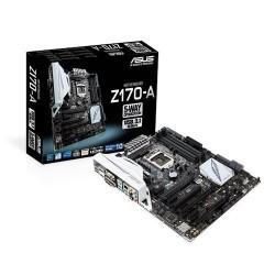 ASUS Z170-A soc.1151 Z170 DDR4 ATX 2xPCIe USB3 RAID GL iG D-Sub DVI HDMI 90MB0LS0-M0EAY0