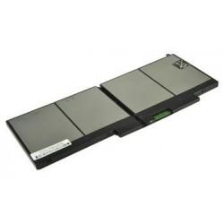 2-Power baterie pro DELL Latitude E5550, 15 5000 7,4 V, 6900mAh, 51Wh CBP3478A