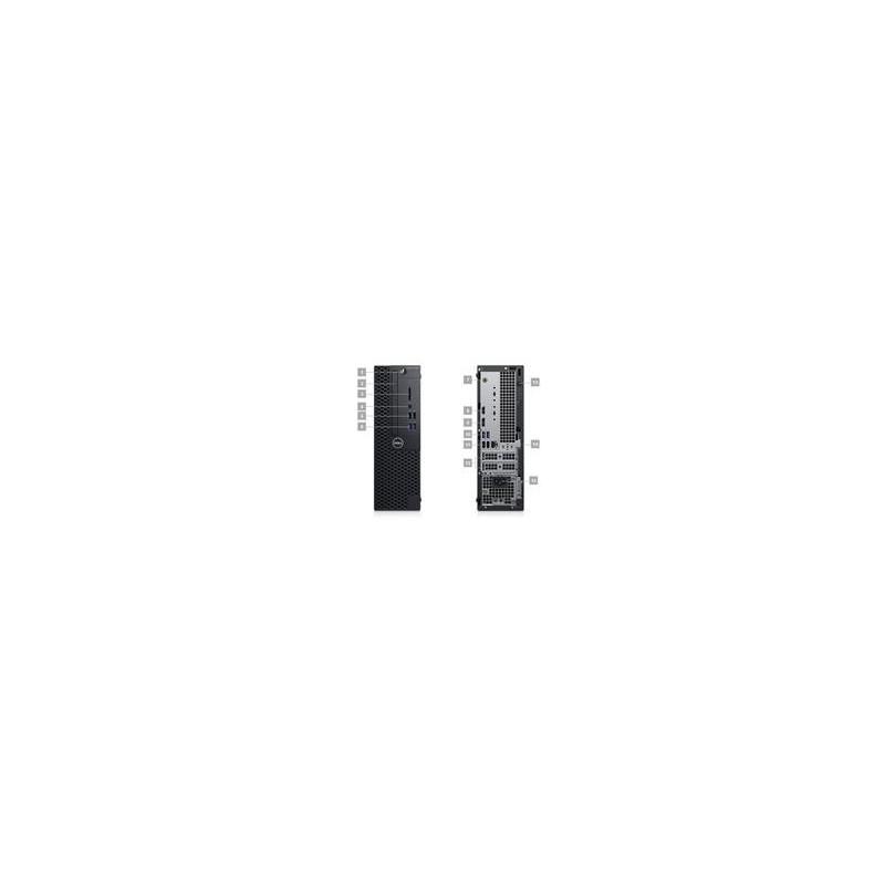 DELL OptiPlex SFF 3060/Core i5-8500/8GB/1TB/Intel UHD/DVD-RW/Win 10 Pro 64bit/3Yr NBD 3060-3435