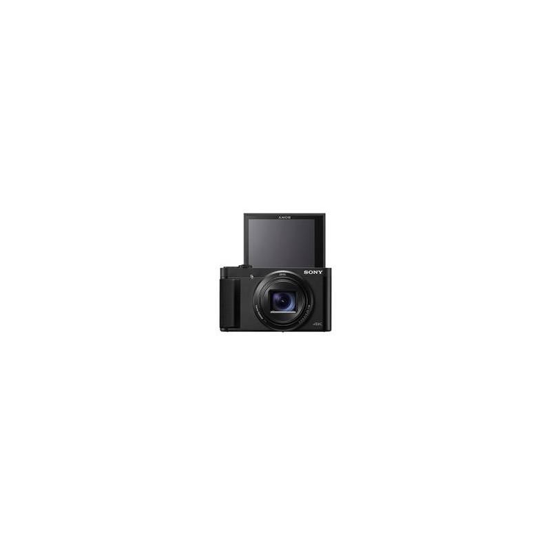 "SONY DSC-HX95 18,2 MP, 30x zoom, 3"" LCD , 4K Video - BLACK DSCHX95B.CE3"