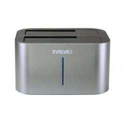 "EVOLVEO Dion 1 HDD dokovací stanice, USB 3.0, 2,5"" HDD, SDD a 3,5"" HDD DION1"
