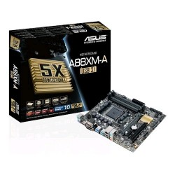 ASUS A88XM-A/USB 3.1 soc.FM2+ A88X DDR3 mATX 1xPCIe RAID iG GL USB3.1 HDMI DVI D-Sub 90MB0QP0-M0EAY0