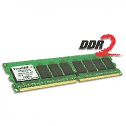 DDR 2 1GB 800MHz CL6,0 Kingston KVR800D2N6/1G