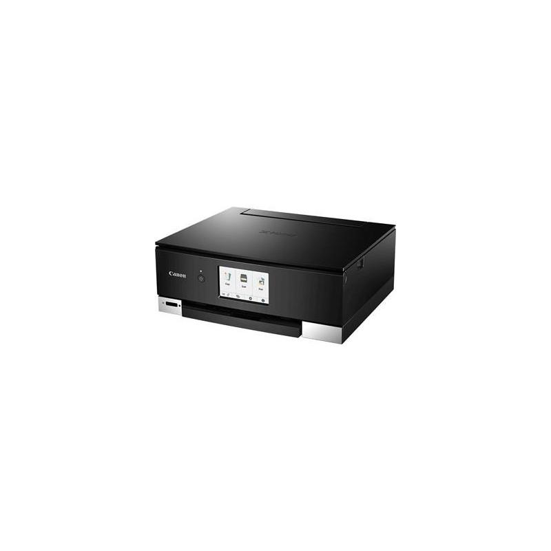 Canon PIXMA TS8250 - PSC/Wi-Fi/WiFi-Direct/BT/Duplex/PictBridge/PotiskCD/4800x1200/USB black 2987C006