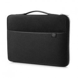 HP 17 Carry Sleeve Black/Gold - BAG 3XD37AA#ABB