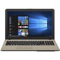 "ASUS VivoBook X540MA-DM124T Pentium N5000 15.6"" FHD matny UMA 4GB 1TB WL Cam Win10 čierny"