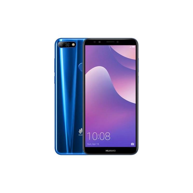 347b1809c Huawei Y7 Prime 2018 DS Blue SP-Y7P18DSLOM - Axdata Prešov