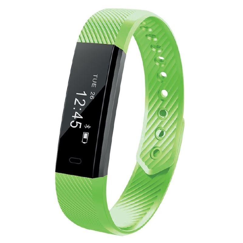 MAXCOM Smartband FitGo FW10 ACTIVE Green FW10GREEN