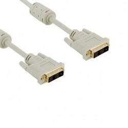 4World Kabel pro LCD DVI-D (18+1)- DVI-D (18+1) M/M 3m, SL ferryt - retail 04695