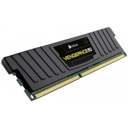 Corsair Vengeance 4GB (Kit 2 x 2GB) Low Prof 1600MHz DDR3, CL9 15V, chladič, XMP CML4GX3M2A1600C9
