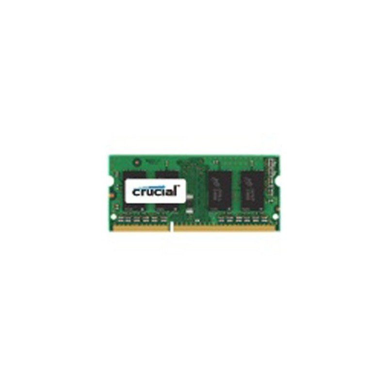 4GB DDR3L 1600 MT/s (PC3-12800) CL11 SODIMM 204pin 1,35V Crucial CT51264BF160B