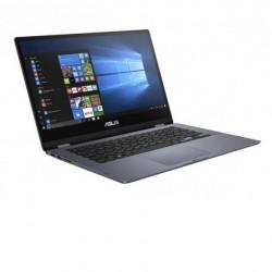 "ASUS VivoBook Flip TP412UA-EC058T Intel i5-8250U 14.0"" FHD Touch UMA 8GB 256GB SSD WL Cam Win10 CS šedý"