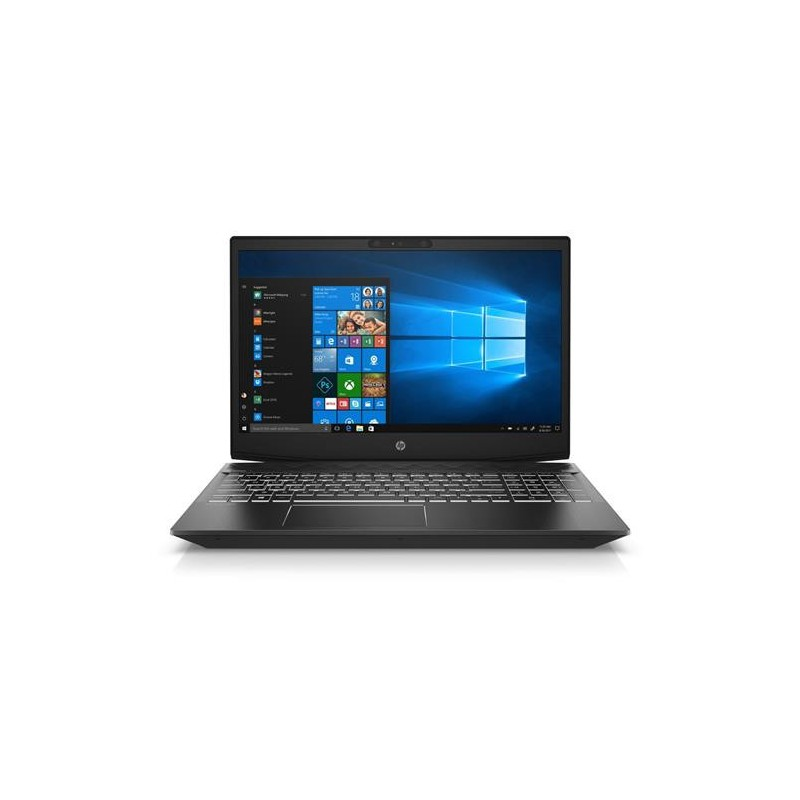 HP Pavilion Power 15-cx0016nc Core i5-8300H quad 8GB DDR4 2DM 256GB PCIe Nvidia GeForce GTX 1050 4GB 15.6 FHD 4MV45EA#BCM