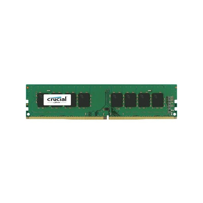16GB Kit (8GBx2) DDR4 2133 MT/s (PC4-17000) CL15 SR x8 Crucial Unbuffered DIMM 288pin Single Ranked CT2K8G4DFS8213