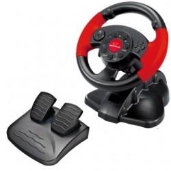 Esperanza EG103 HIGH OCTANE herný volant s vibráciami pre PC/PS2/PS3 EG103 - 5905784769295