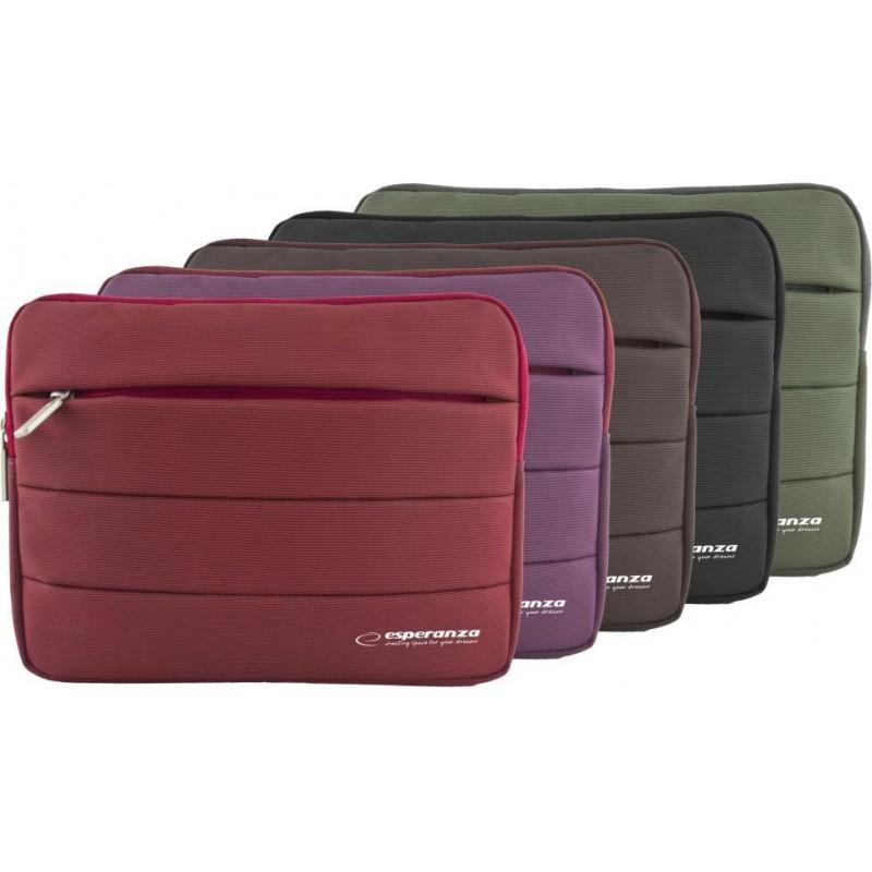 Esperanza ET185M Puzdro pre tablet 7', nylon, mix farieb ET185M - 5901299904091