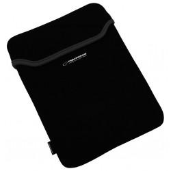 Esperanza ET172K Puzdro pre tablet 9.7' (4:3), 3mm neoprén, čierno-čierno ET172K - 5901299903148