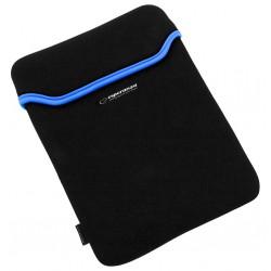 Esperanza ET172B Puzdro pre tablet 9.7' (4:3), 3mm neoprén, čierno-modré ET172B - 5901299903131