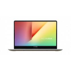 """ASUS VivoBook S530FN-BQ029T Intel i7-8565U 15.6"""" FHD matny MX150-2GB 16GB 1TB+256GB SSD WL Cam FPR Win10 CS zlatý"""