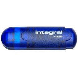 INTEGRAL EVO 4GB USB 2.0 flashdisk INFD4GBEVOBL