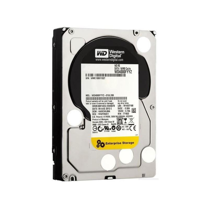 """WD RE 3,5"""" HDD 3,0TB 7200RPM 32MB SAS 6Gb/s WD3001FYYG"""