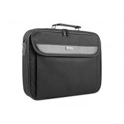 Natec ANTELOPE taška na notebook 17,3', čierna NTO-0205