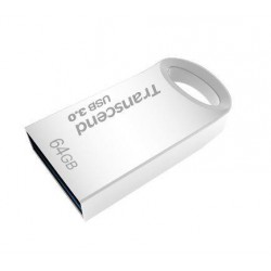 Transcend JetFlash 710S flashdisk 64GB USB 3.0 kovový, odolný,...