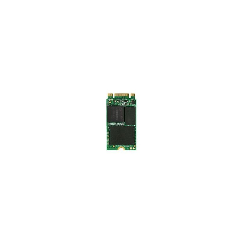 Transcend 64GB SSD SATA3 MLC M.2 2242 (čítanie/zápis; 450MB/s; 90MB/s) TS64GMTS400S