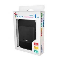ADATA HD700 1TB externý HDD, 256 bit šifrovanie, vodeodolné AHD700-1TU31-CBK