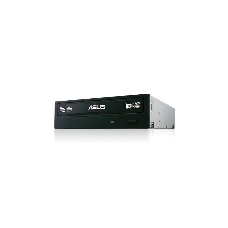 ASUS DVD+/-RW Asus E-Green 24D5MT, 24x, SATA, čierná DRW-24D5MT/BLK/G/AS