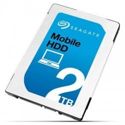 "Seagate Momentus Thin 2,5"" 2TB 5400RPM 128MB SATA ST2000LM007"