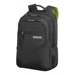 Backpack American Tourister 24G09006 UG6 15.6' comp, docu, pockets, black 24G-09-006