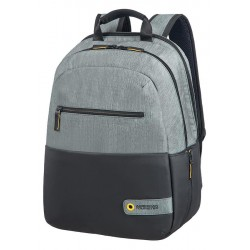 Backpack American Tourister 28G09001 CD 13,3-14,1' comp, doc, tblt, pock, blck/ 28G-09-001